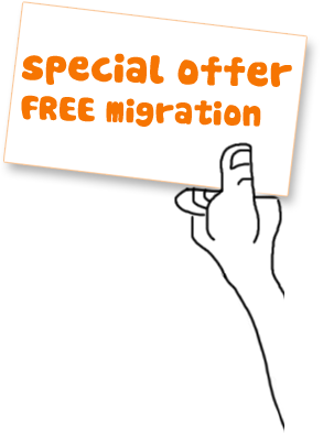 Free Migration - Click for more details